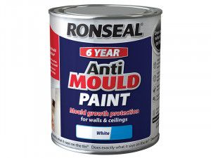 Ronseal, 6 Year Anti Mould Paint