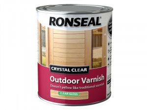 Ronseal, Crystal Clear Outdoor Varnish