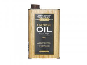 Ronseal Colron Refined Danish Oil 500ml