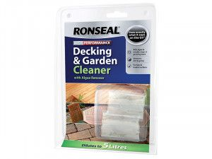 Ronseal High Performance Decking & Garden Cleaner Sachets (2 x 20ml)