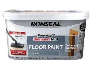 Ronseal, Diamond Hard Perfect Finish Floor Paint