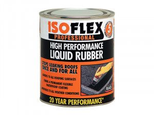 Ronseal, Isoflex Liquid Rubber, Black