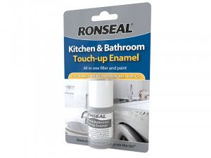 Ronseal Kitchen & Bathroom Touch Up Enamel 10ml