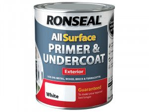 Ronseal One Coat All Surface Primer & Undercoat 750ml