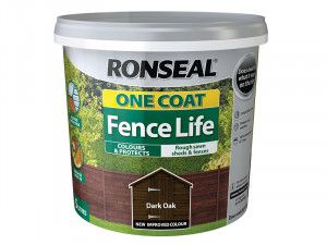 Ronseal, One Coat Fence Life
