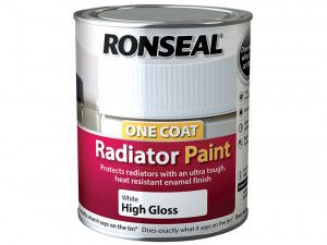 Ronseal, One Coat Radiator Paint