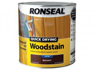 Ronseal, Woodstain Quick Dry