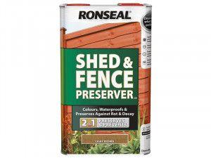 Ronseal, Shed & Fence Preserver