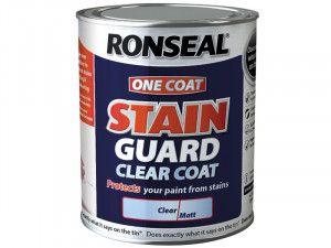 Ronseal, Stain Guard Clear Coat Matt