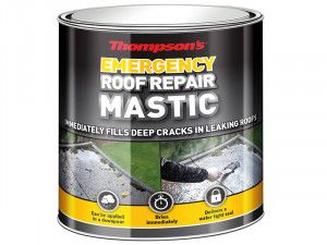 Ronseal Thompson's Emergency Roof Repair Mastic 750ml