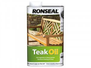 Ronseal, Teak Oil