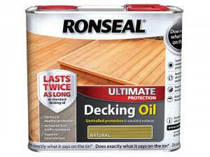 Ronseal, Ultimate Decking Oil