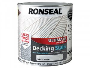 Ronseal, Ultimate Protection Decking Stain 2.5 Litre