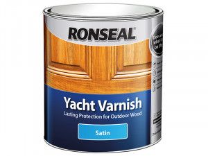 Ronseal, Exterior Yacht Varnish