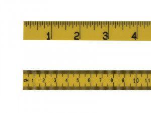 R.S.T. Sybren Plastic Folding Rule 1m / 39in