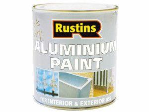 Rustins, Aluminium Paint