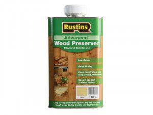 Rustins, Advanced Wood Preserver