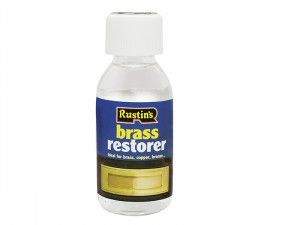 Rustins Brass Restorer 125ml