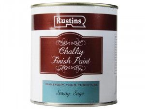 Rustins, Chalky Finish Paint