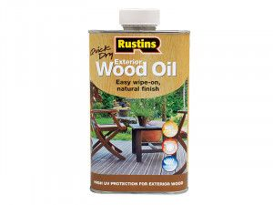 Rustins, Exterior Wood Oil