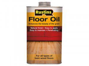 Rustins, Floor Oils