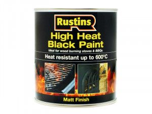 Rustins, High Heat Paint