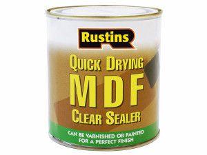 Rustins, Quick Dry MDF Sealer
