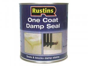 Rustins, One Coat Damp Seal