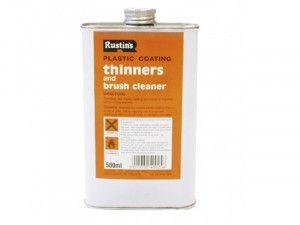 Rustins, Plastic Coating Thinners