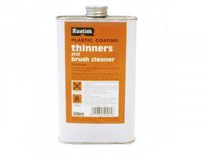 Rustins, Plastic Coating Thinners