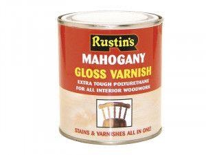 Rustins, Polyurethane Varnish & Stain