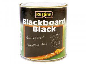 Rustins, Quick Dry Blackboard Black