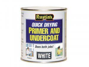 Rustins, Quick Dry Primer & Undercoat