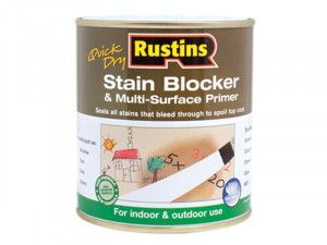 Rustins, Quick Dry Stain Block & Multi Surface Primer