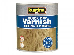Rustins, Quick Dry Varnishes