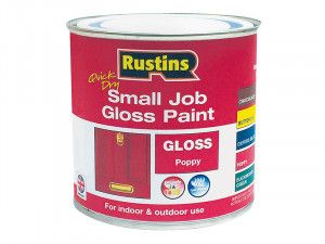 Rustins, Quick Dry Small Job Paint