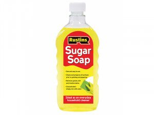 Rustins Sugar Soap 500ml
