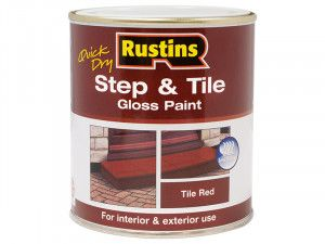 Rustins, Quick Dry Step & Tile Paint Gloss