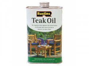 Rustins, Teak Oil