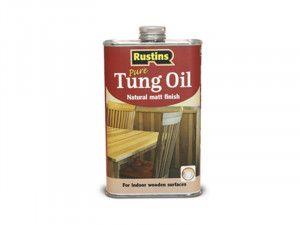 Rustins, Tung Oil