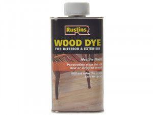 Rustins, Wood Dyes