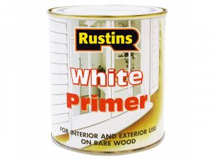 Rustins, White Primer