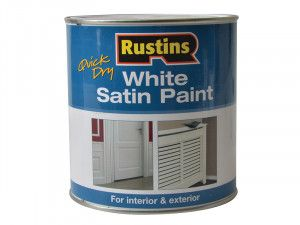Rustins, White Paints