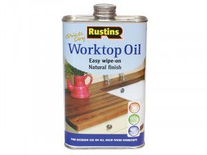 Rustins, Worktop Oils
