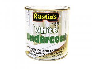 Rustins, White Undercoat