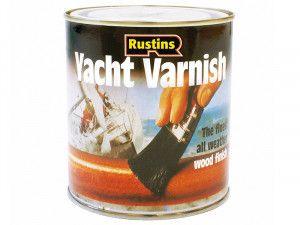 Rustins, Yacht Varnishes
