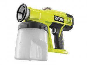 Ryobi P620 ONE+ Speed Paint Sprayer 18V Bare Unit