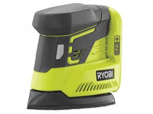 Ryobi R18PS-0 ONE+ Corner Palm Sander 18V Bare Unit