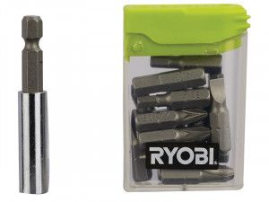 Ryobi RAK16FP Flat Pack Furniture Screwdriver Bit Set 16 Piece