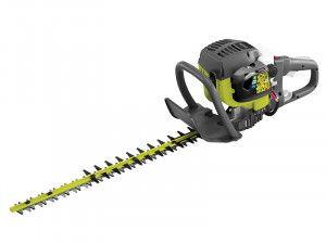Ryobi RHT-2660DA Quick Fire Petrol Hedge Trimmer 60cm 26cc